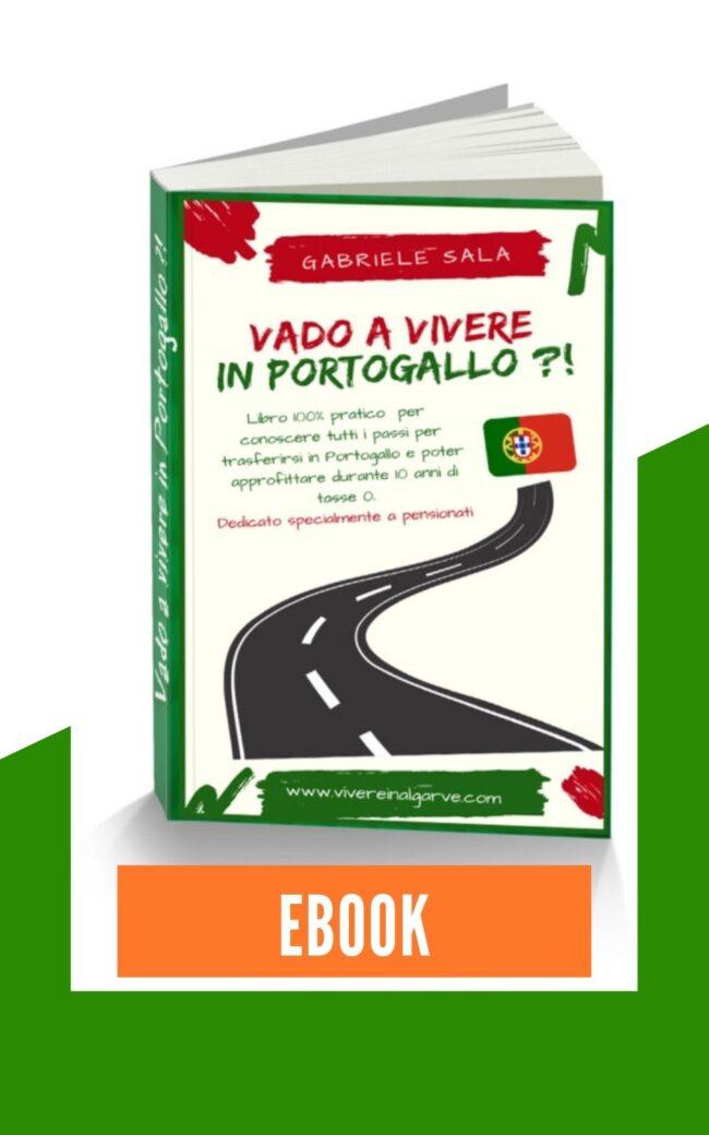 Vado a vivere in Portogallo