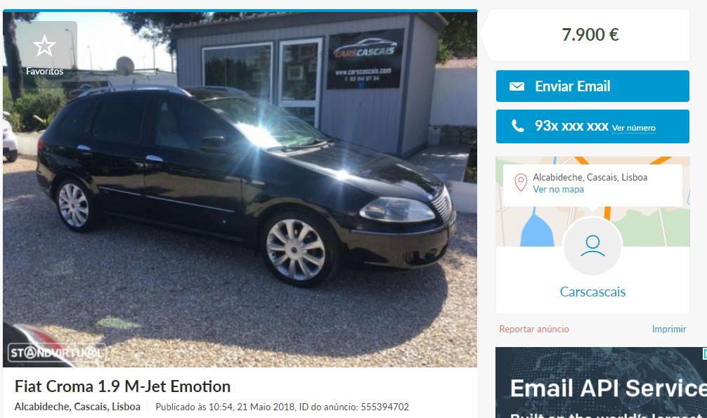 Mercato delle auto in Portogallo 4