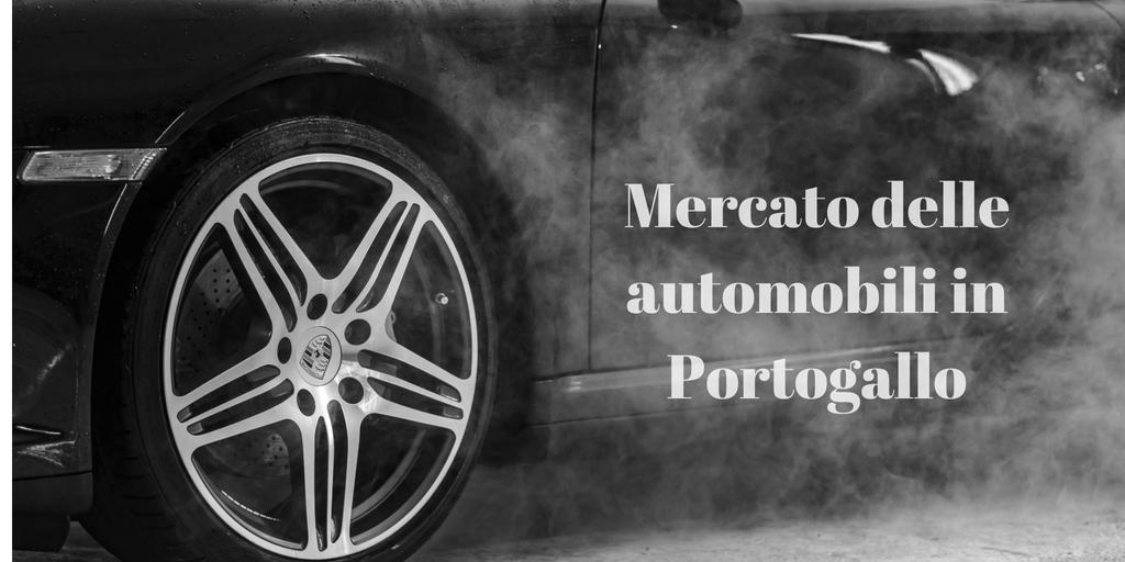 Mercato delle auto in Portogallo