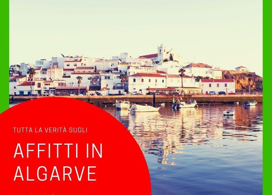 Prezzi degli Affitti in Algarve