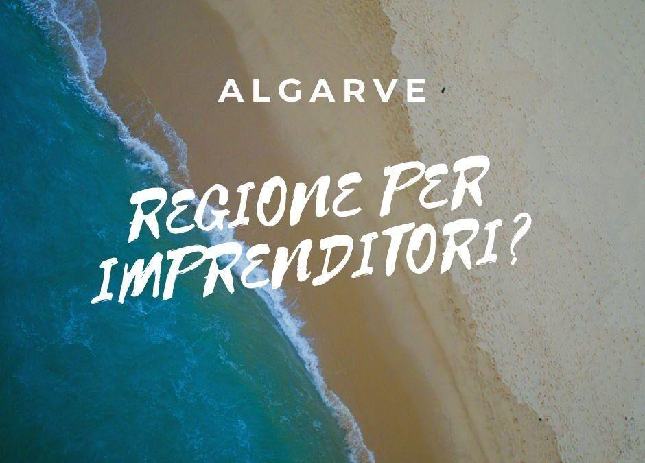 ALGARVE REGIONE PER IMPRENDITORI