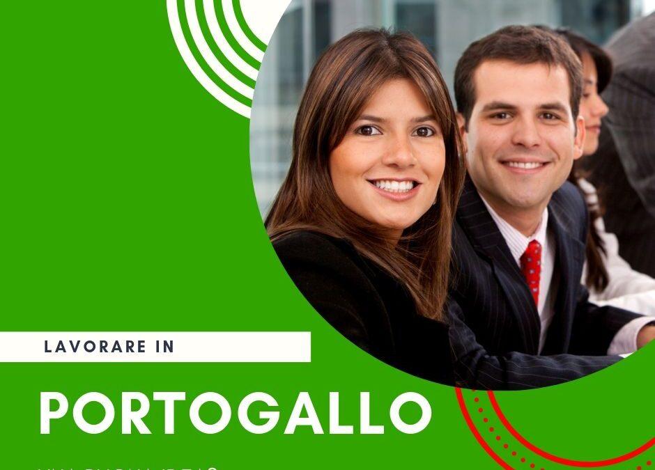 Lavorare in Portogallo