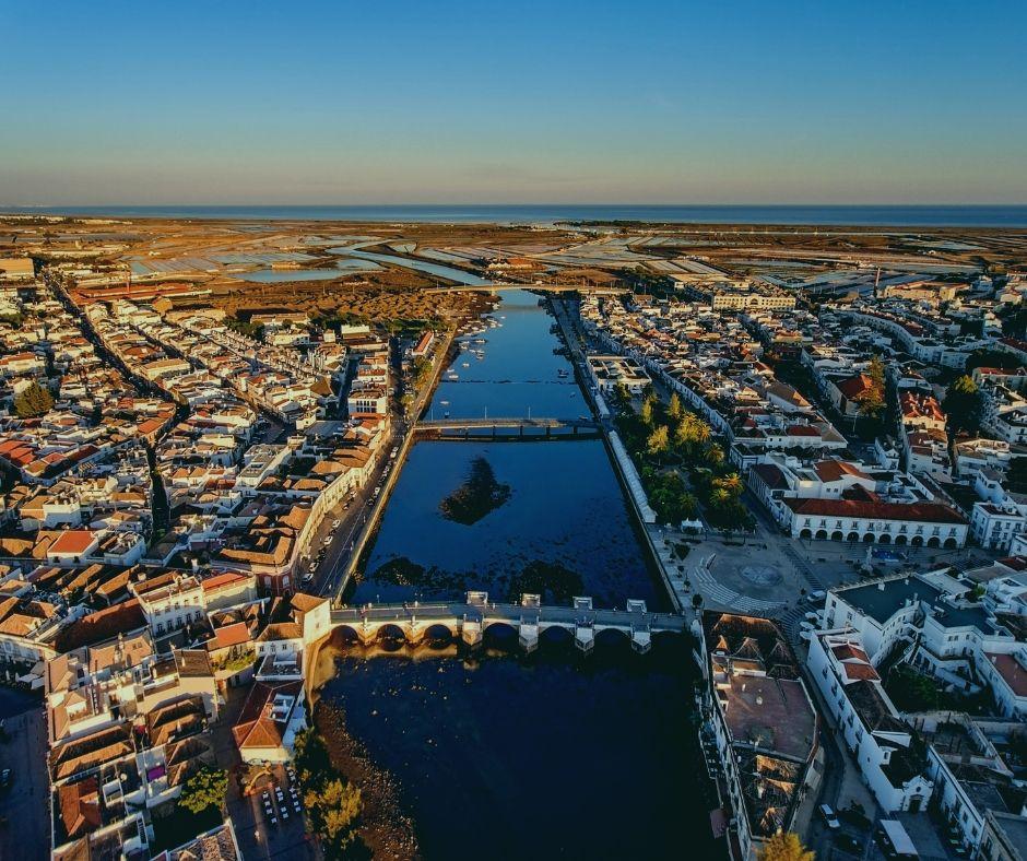 Spiagge Algarve: Tavira
