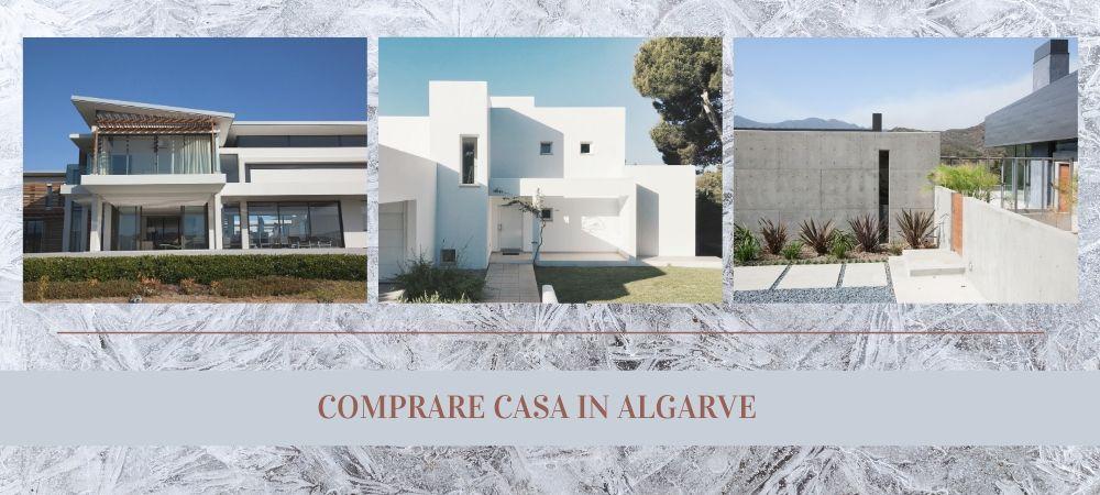 Comprare casa in Algarve