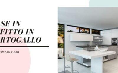 Case in affitto in Portogallo