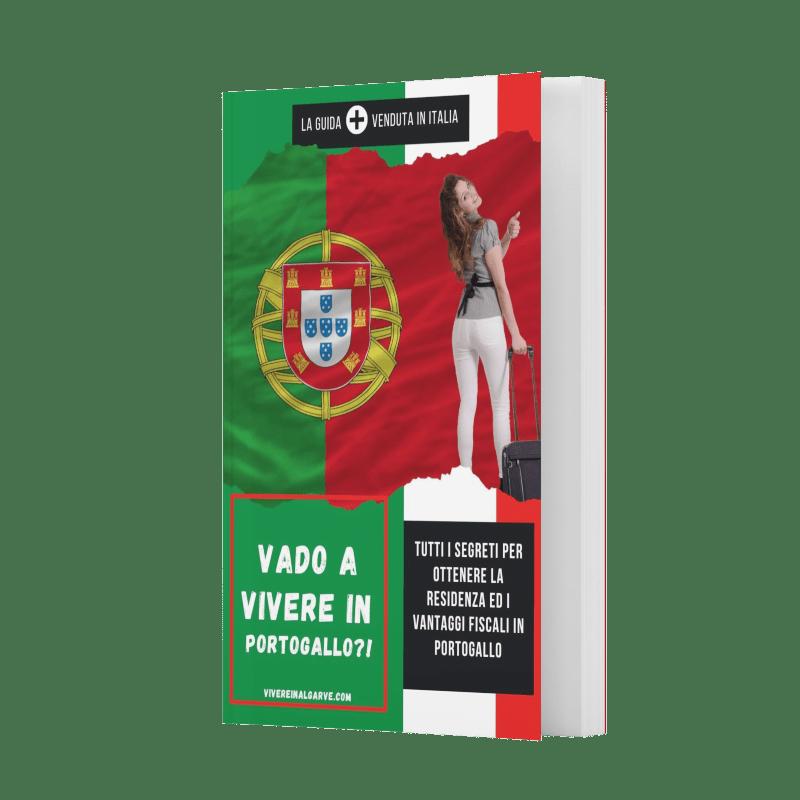 Vado a vivere in Portogallo Ebook new
