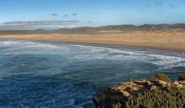 praia de bordeira algarve