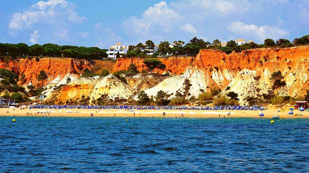 Praia da Falesia Vilamoura