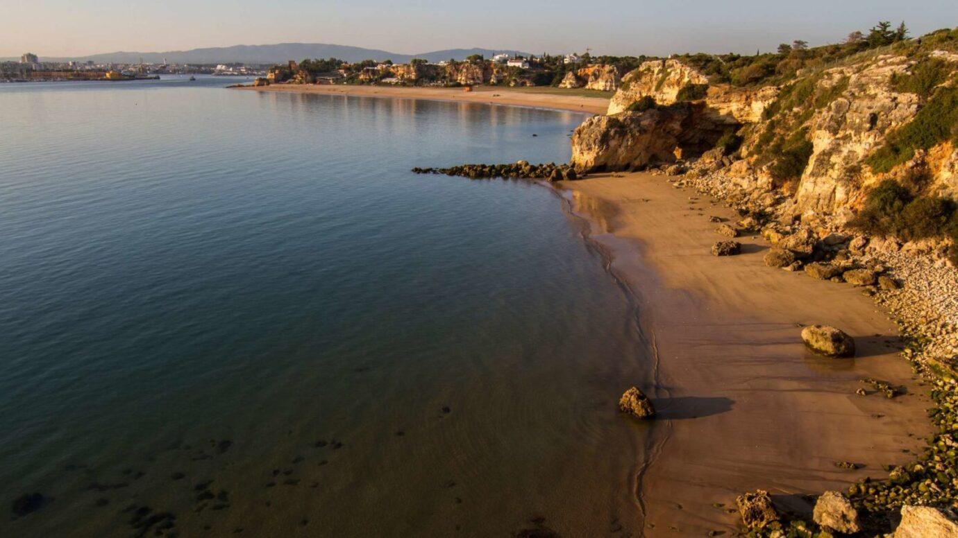 Spiagge Ferragudo Algarve