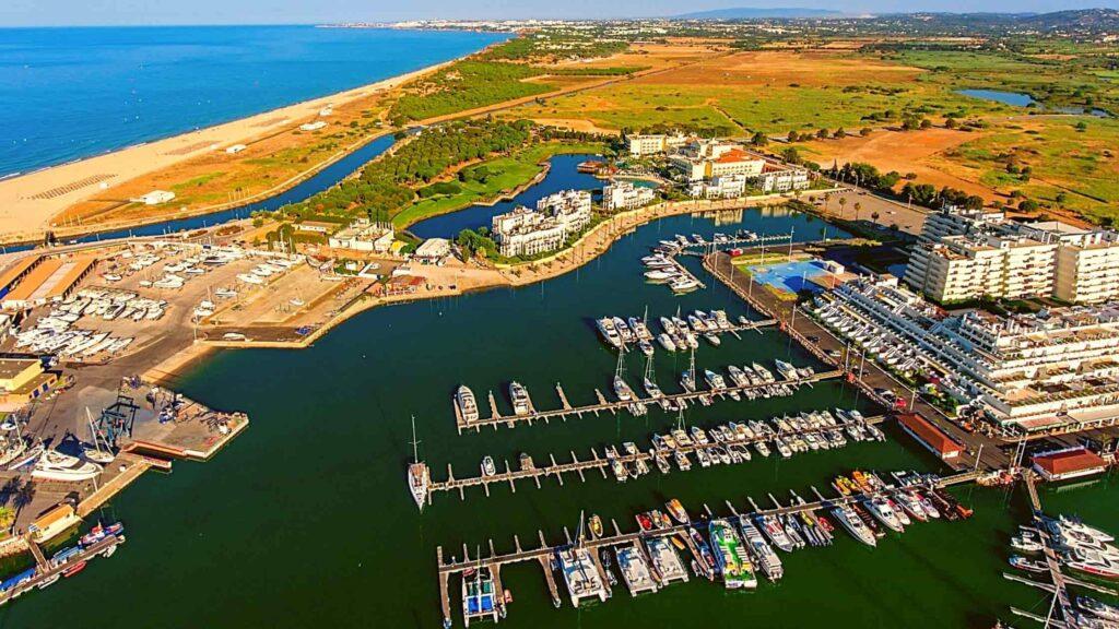 Vilamoura Algarve Portogallo-min